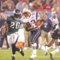 NFL Super Bowl XXXIX Patriots vs Eagles